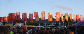 """Glastonbury Flags"" click for details and versions"